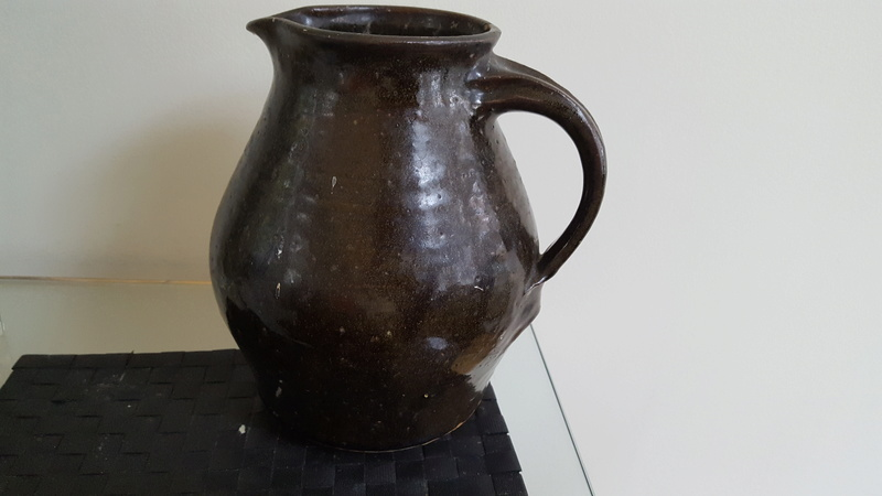 Paul? Large Studio Pottery jug 20180234