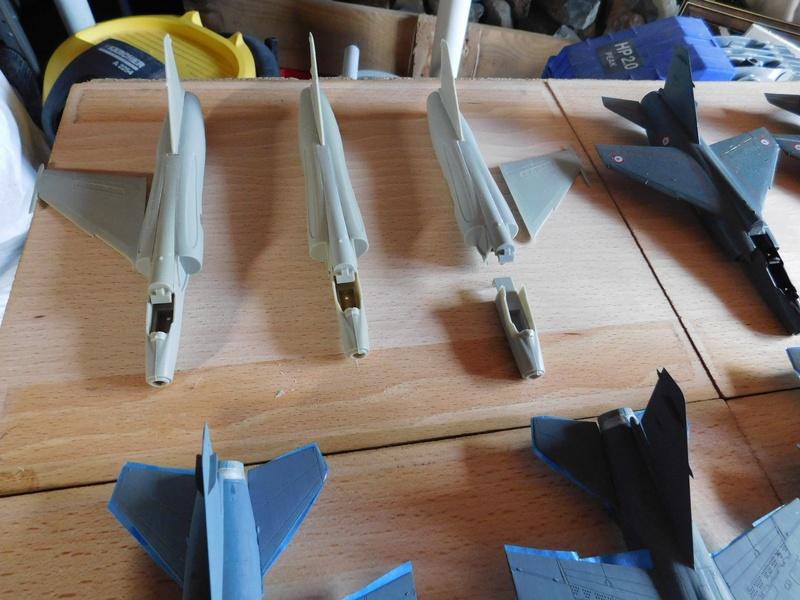 Les  Mirage F1 dans les ateliers Fouga Dscn1758
