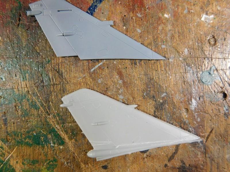 Les  Mirage F1 dans les ateliers Fouga Dscn1765