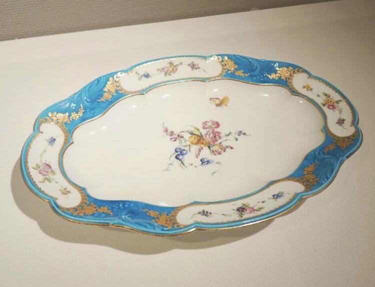 Expo Porcelaines de la cour de France à Shizuoka, Japon 2018 06717610