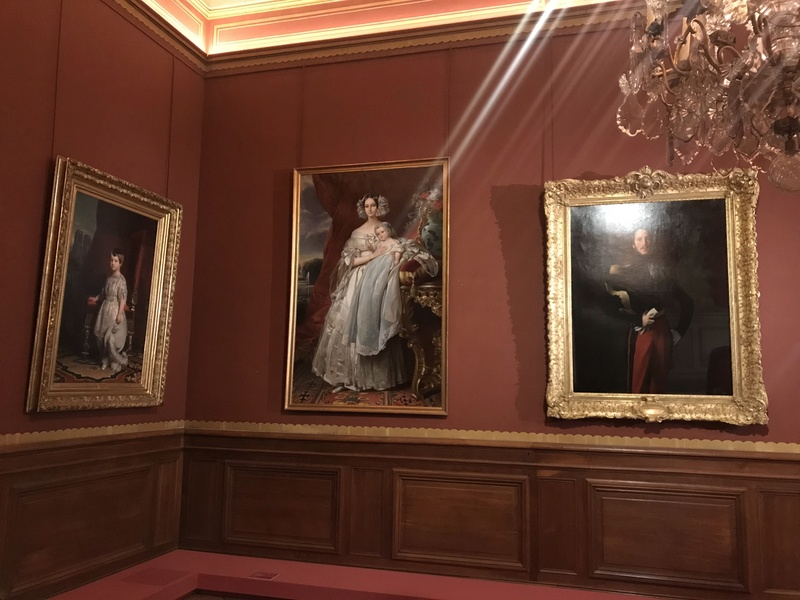 Fontainebleau, Exposition Louis-Philippe en 2018 - Page 2 0a6c7d10