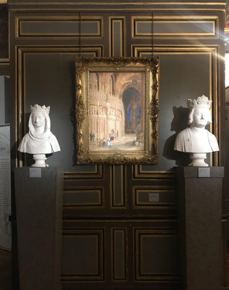 Fontainebleau, Exposition Louis-Philippe en 2018 - Page 2 4c52f010