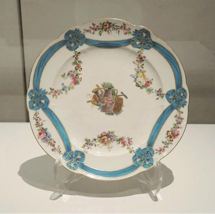 Expo Porcelaines de la cour de France à Shizuoka, Japon 2018 5a4ead10