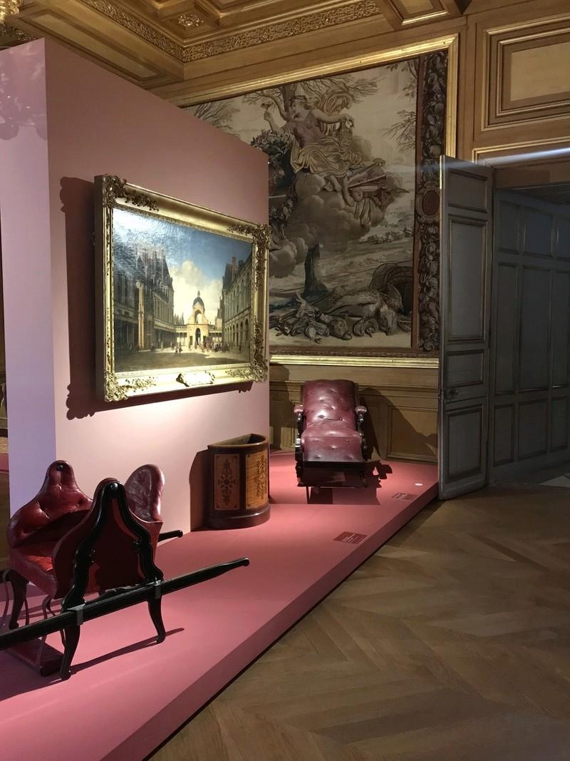 Fontainebleau, Exposition Louis-Philippe en 2018 - Page 2 60da6210