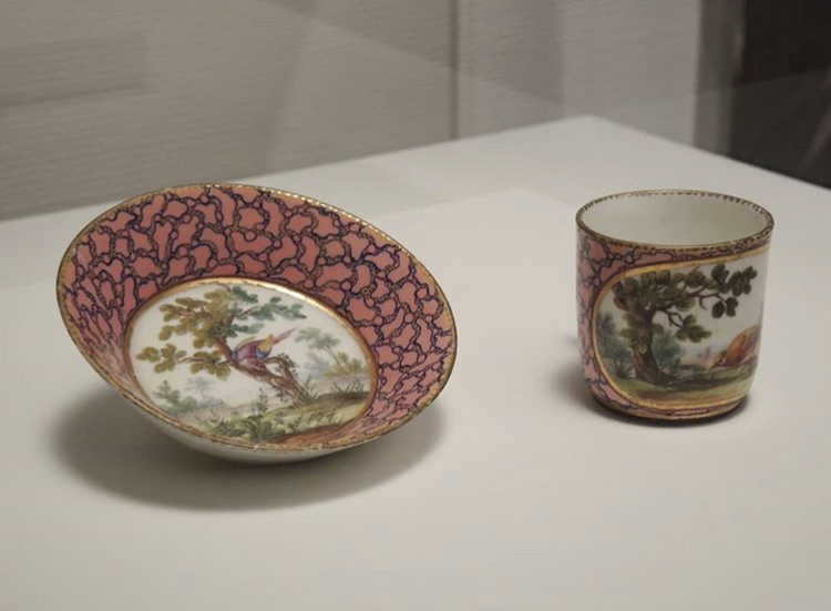 Expo Porcelaines de la cour de France à Shizuoka, Japon 2018 668c5f10