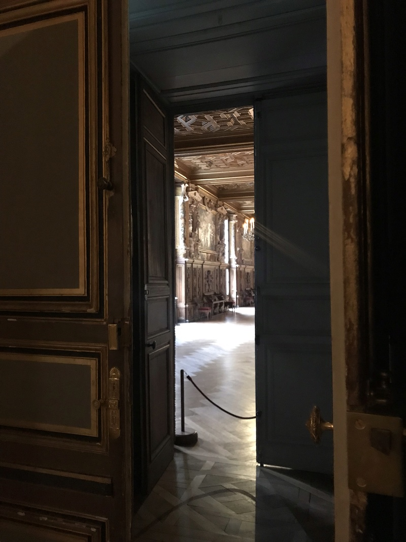 Fontainebleau, Exposition Louis-Philippe en 2018 - Page 2 77d0c710