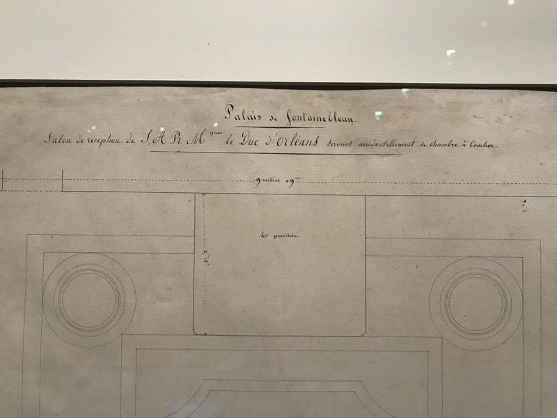 Fontainebleau, Exposition Louis-Philippe en 2018 - Page 2 93536010