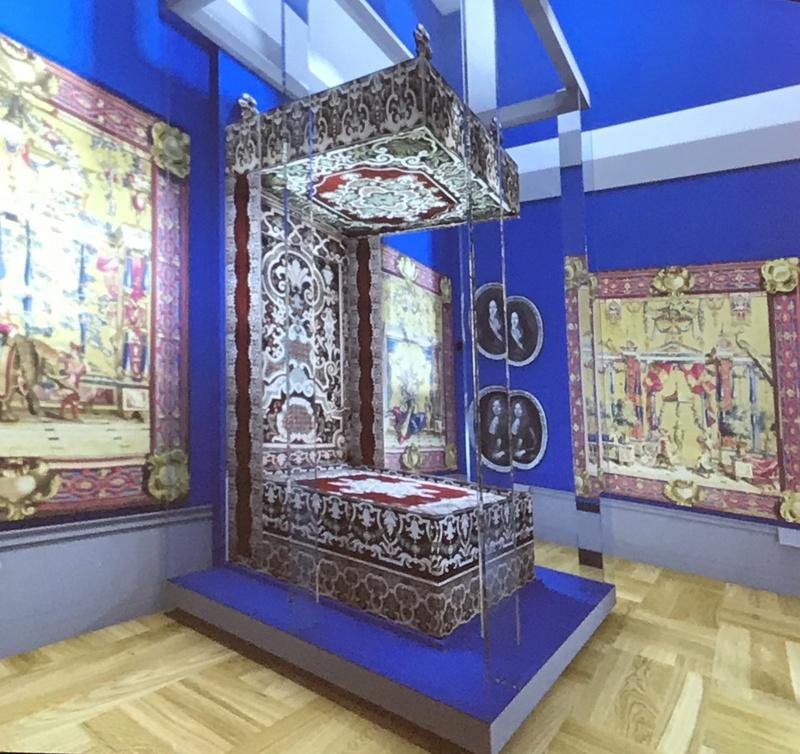 Lits historiques du XVe au XVIIIe s. usages, formes & décors 984c0810
