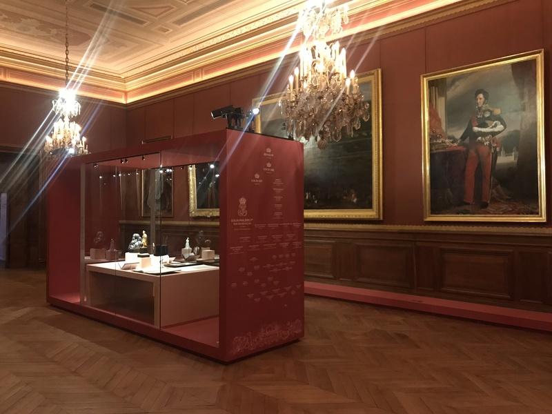 Fontainebleau, Exposition Louis-Philippe en 2018 - Page 2 A10ecc10