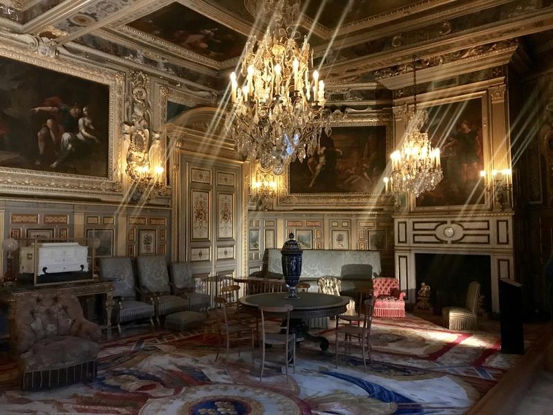 Fontainebleau, Exposition Louis-Philippe en 2018 - Page 2 A7da9910