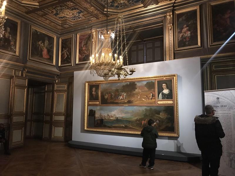 Fontainebleau, Exposition Louis-Philippe en 2018 - Page 2 Df296e10