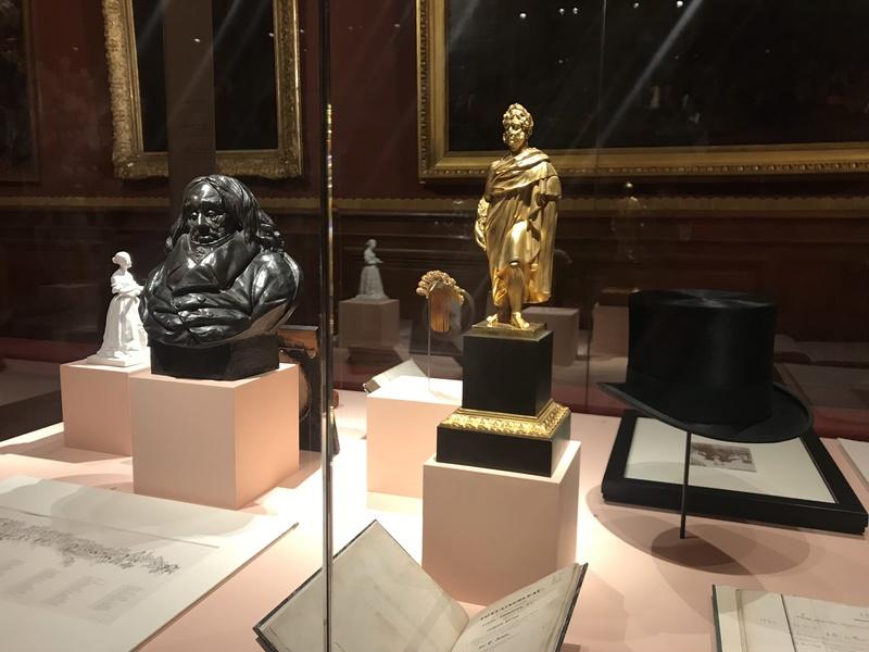 Fontainebleau, Exposition Louis-Philippe en 2018 - Page 2 E4e0d510
