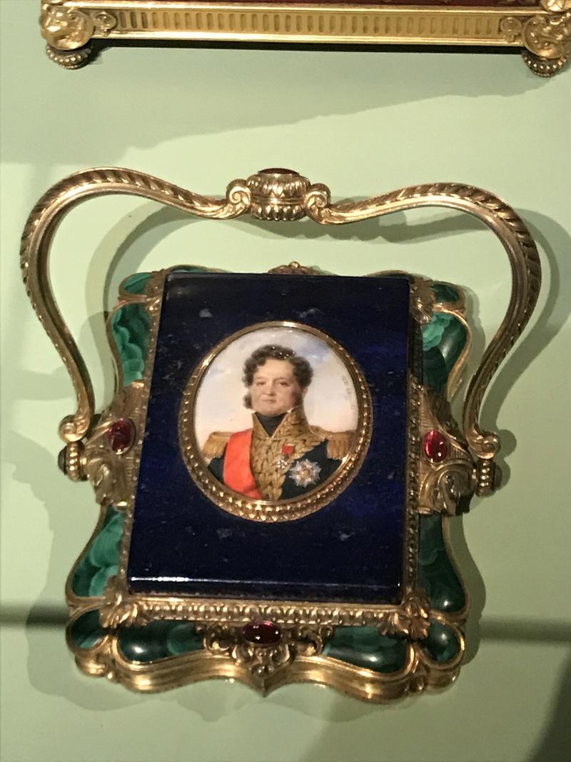 Fontainebleau, Exposition Louis-Philippe en 2018 - Page 2 E6a42c10