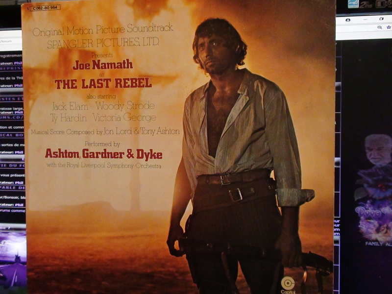 ASTHON GARDNER AND DYKE...THE LAST REBEL feat JON LORD Dsc00330