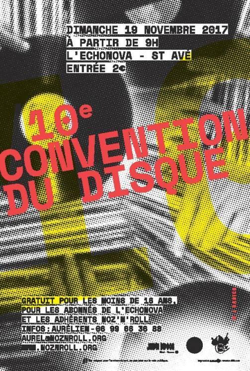 Les Conventions de Disques - Page 2 2017-172