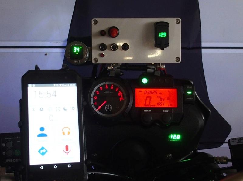 probleme electrique xt660ZA 510