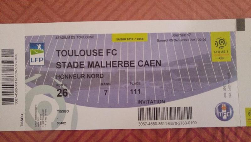 [17e journée de L1] Toulouse FC 2-0 SM Caen Tfc-ca11