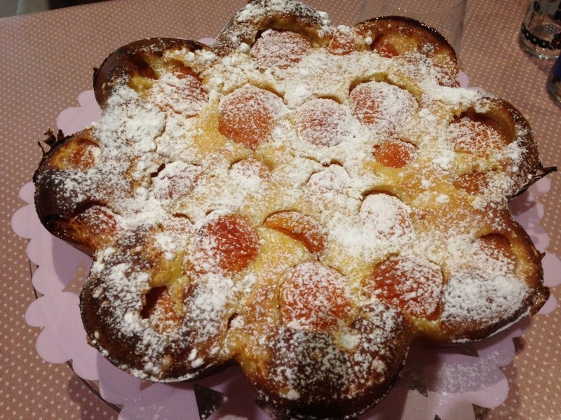 Clafoutis aux abricots Img_6210