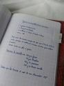 Echange cahier de recettes Eliane36