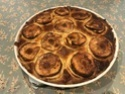Tarte aux pommes à la crème de calisson Img_1515