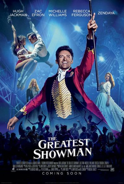 The Greatest Showman [20th Century - 2017] 2018-t10