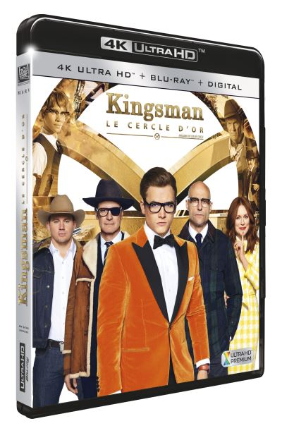 Kingsman : Le Cercle d'Or [20th Century - 2017] Kingsm10