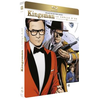 Kingsman : Le Cercle d'Or [20th Century - 2017] Kingsm11