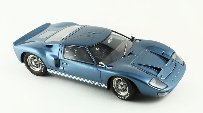 Ford GT40 MK1 Road car 1966 Img_4110
