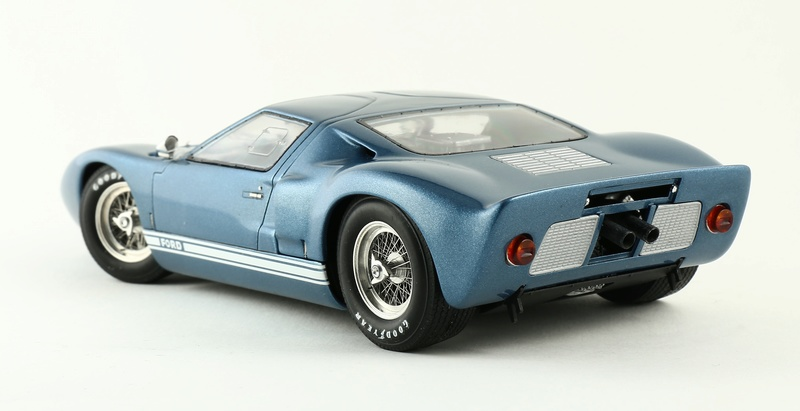Ford GT40 MK1 Road car 1966 Img_4111