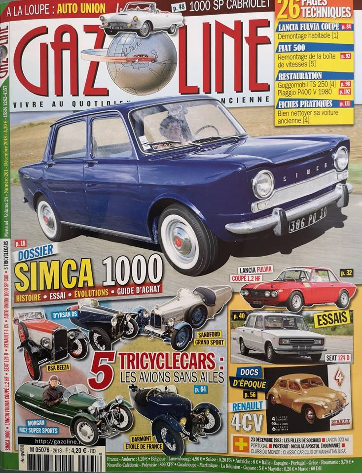 D'Yrsan tricyclecar - Page 2 Gazoli10