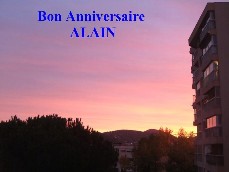 BON,  HEUREUX et JOYEUX  ANNIVERSAIRE ALAIN. - Page 3 Aalain10