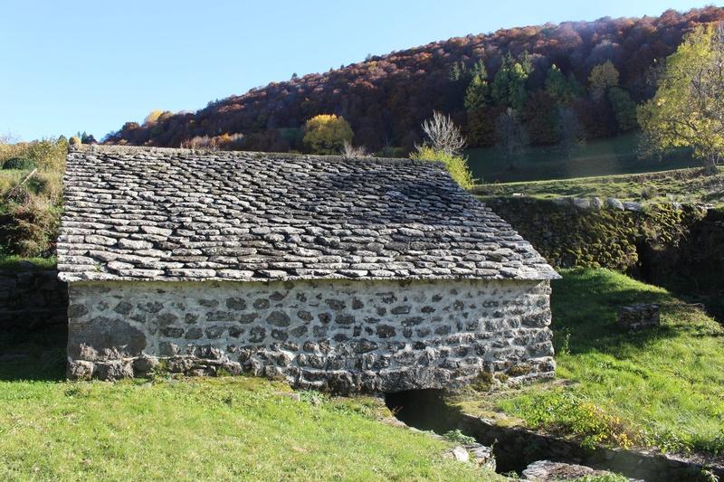Le moulin de La Gazelle (Ségur-les-Villas) 310