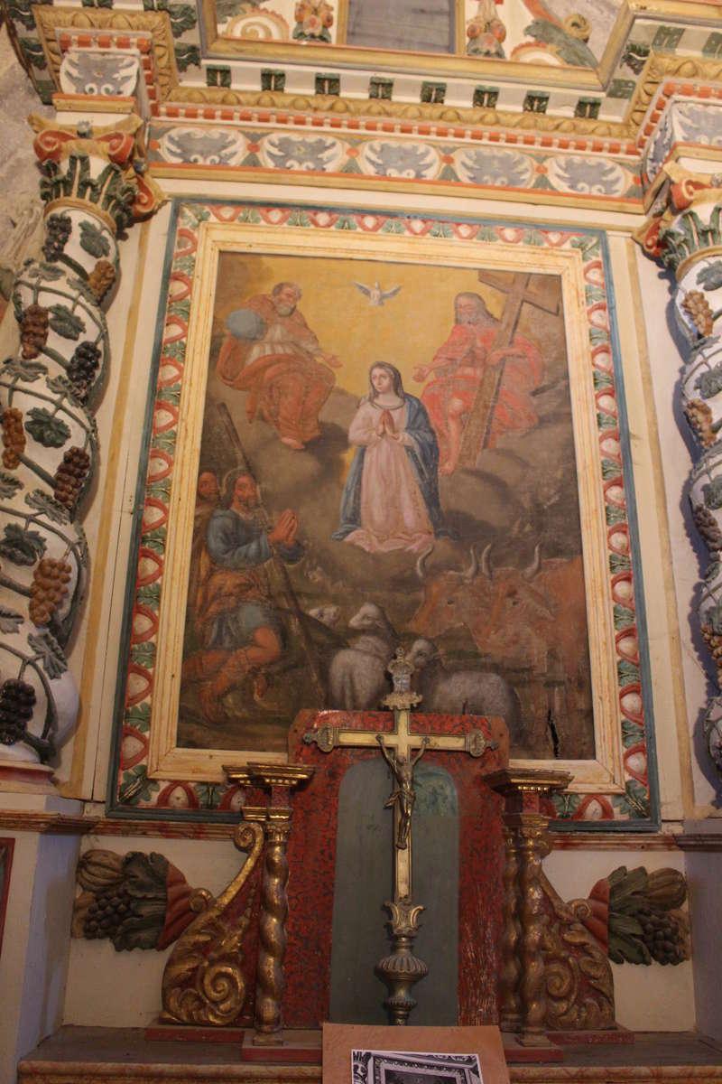 La chapelle de Bredons Img_8119