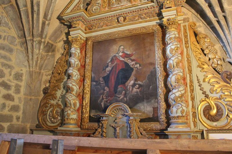 La chapelle de Bredons Img_8120