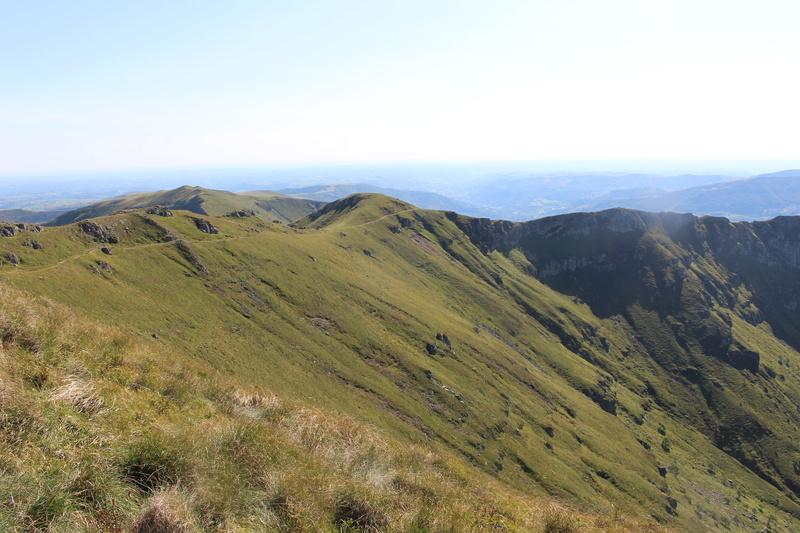 Le Plomb du Cantal et le col de Prat de Bouc Img_8230
