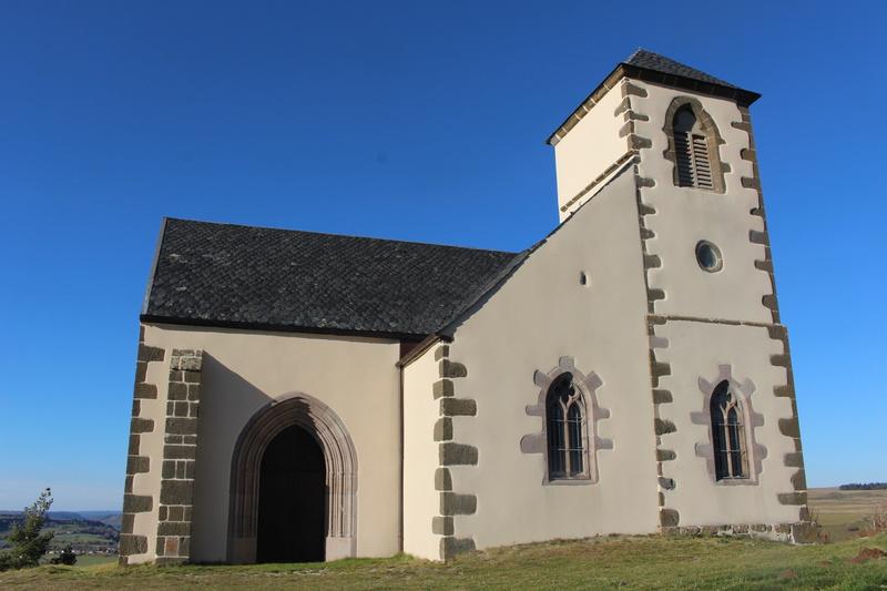 La chapelle Notre-Dame de Valentine (Ségur-les-Villas) Img_8437