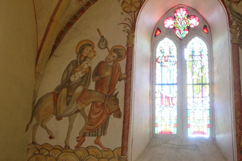 La chapelle Notre-Dame de Valentine (Ségur-les-Villas) Img_8441