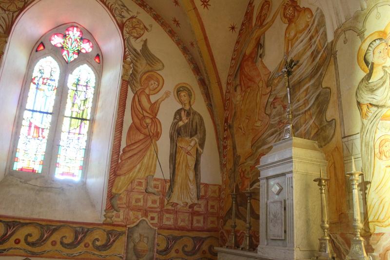 La chapelle Notre-Dame de Valentine (Ségur-les-Villas) Img_8535