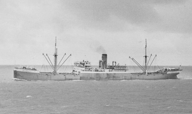 Navires marchands belges coulés lors de la 2ème guerre - Page 7 Macedo10
