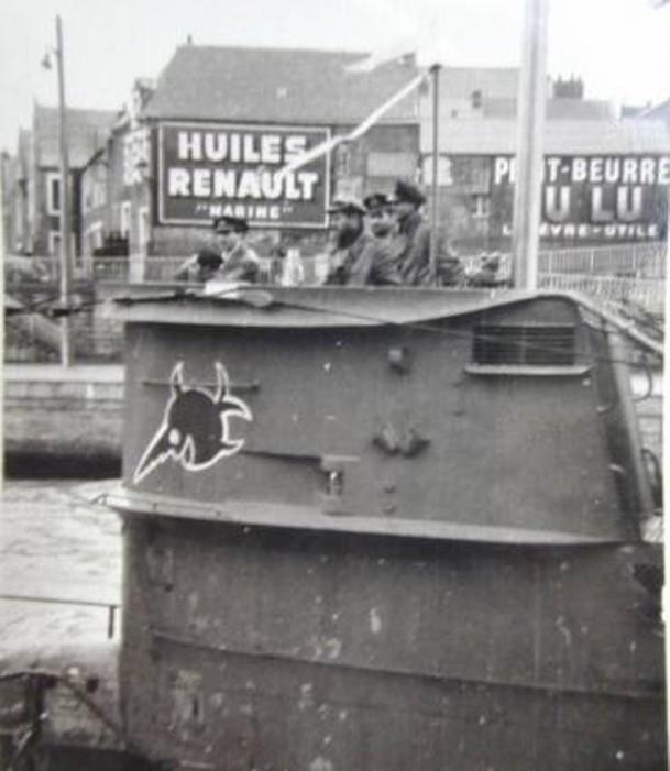 Navires marchands belges coulés lors de la 2ème guerre - Page 7 U96ret10