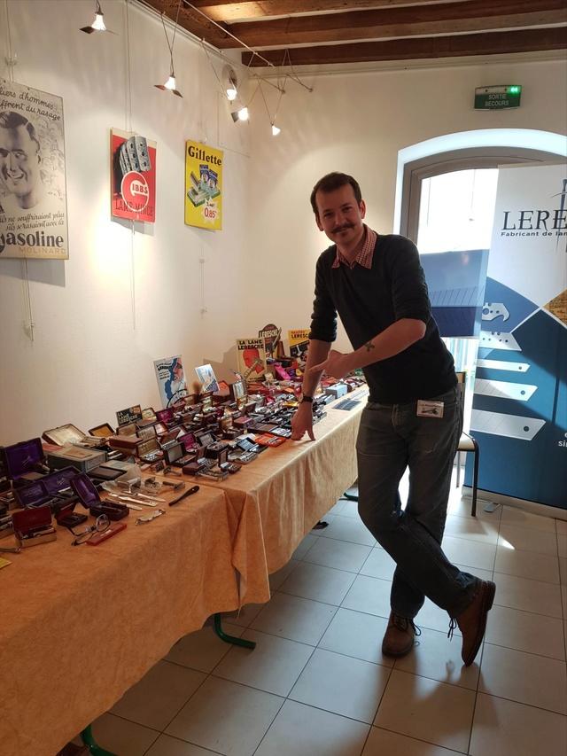 Exposition Leresche à St-Julien-du-Sault dans l'Yonne les 2 et 3 juin 2018 ! Img00191