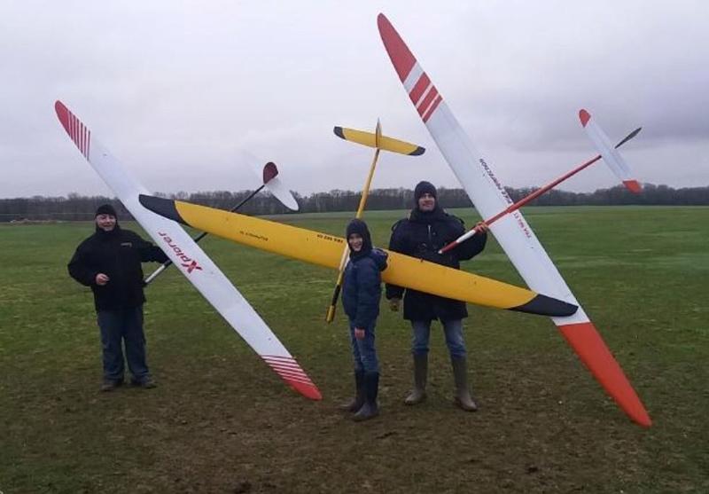 xplorer 3 F5J light Groupe10