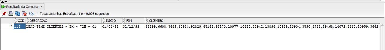 [Resolvido]Fazer Split de um campo contendo virgula (,) - E criar uma linha para cada valor Splitado V07azd10