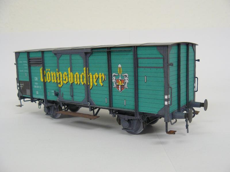 Bierwagen Königsbacher HS-Design 1:45 P1240311