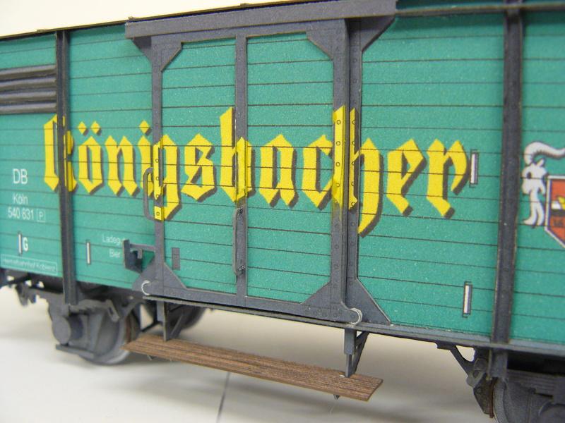 Bierwagen Königsbacher HS-Design 1:45 P1240314