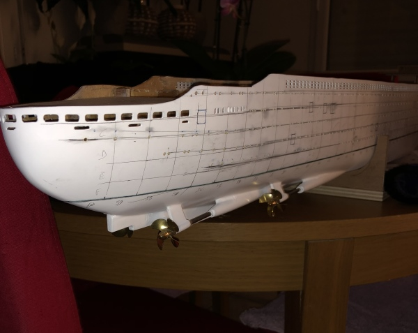 France 1/200 kit new cap maquette - Page 4 Img_4815
