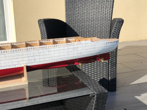 France 1/200 kit new cap maquette - Page 4 Img_4928