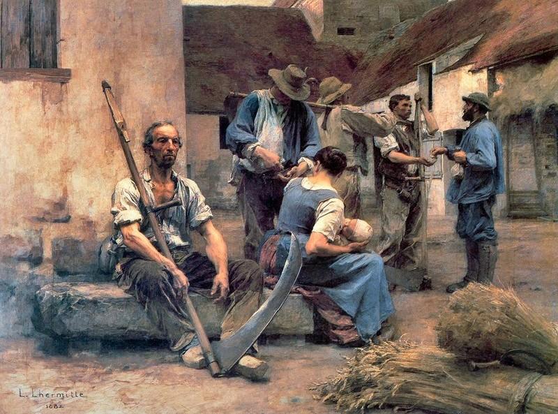 Aimez-vous la peinture impressionniste Lhermi10