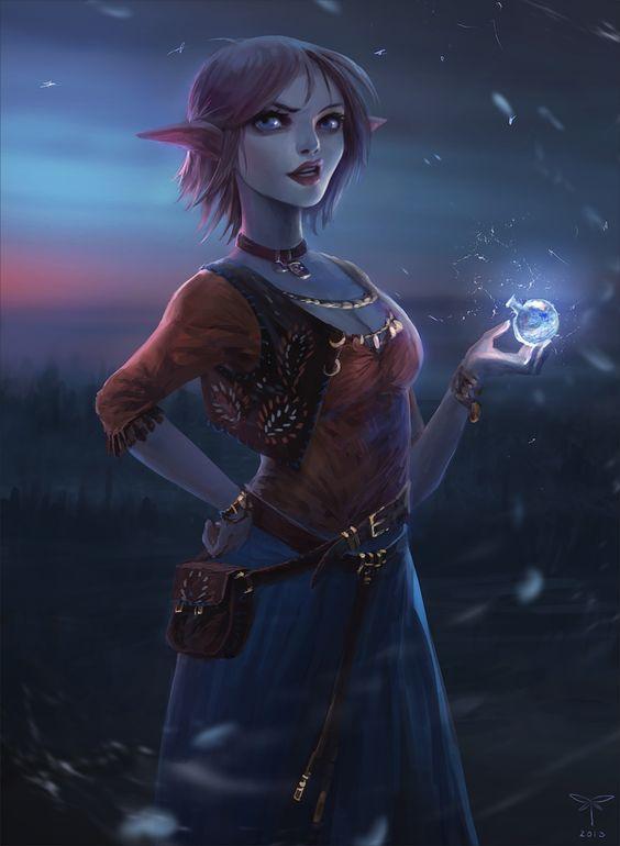 Lullaby Lalabith protectora de los viajeros de este y del otro mundo Median10