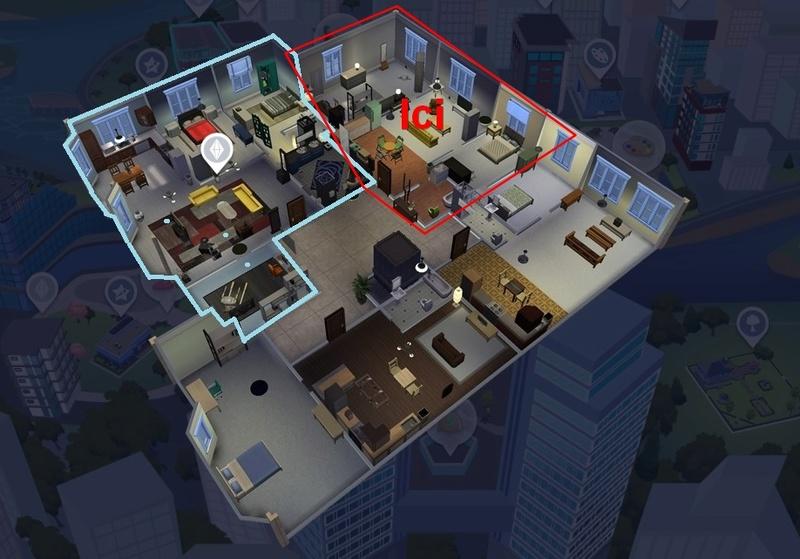 Trait des terrains en appartement 7enmaf10